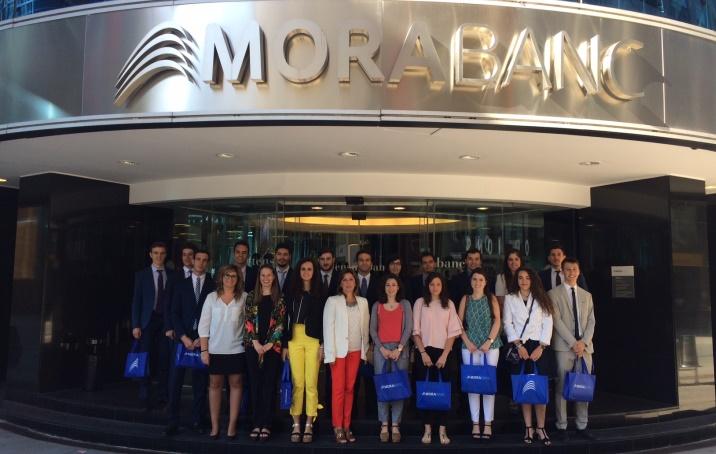 22  joves s'incorporen a l'equip de MoraBanc durant els mesos d'estiu