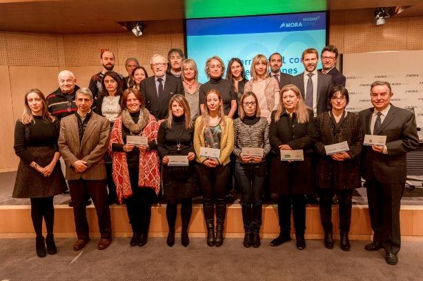 Les targetes solidàries de MoraBanc recapten 153.826 euros durant el 2016 destinats a 13 ONG