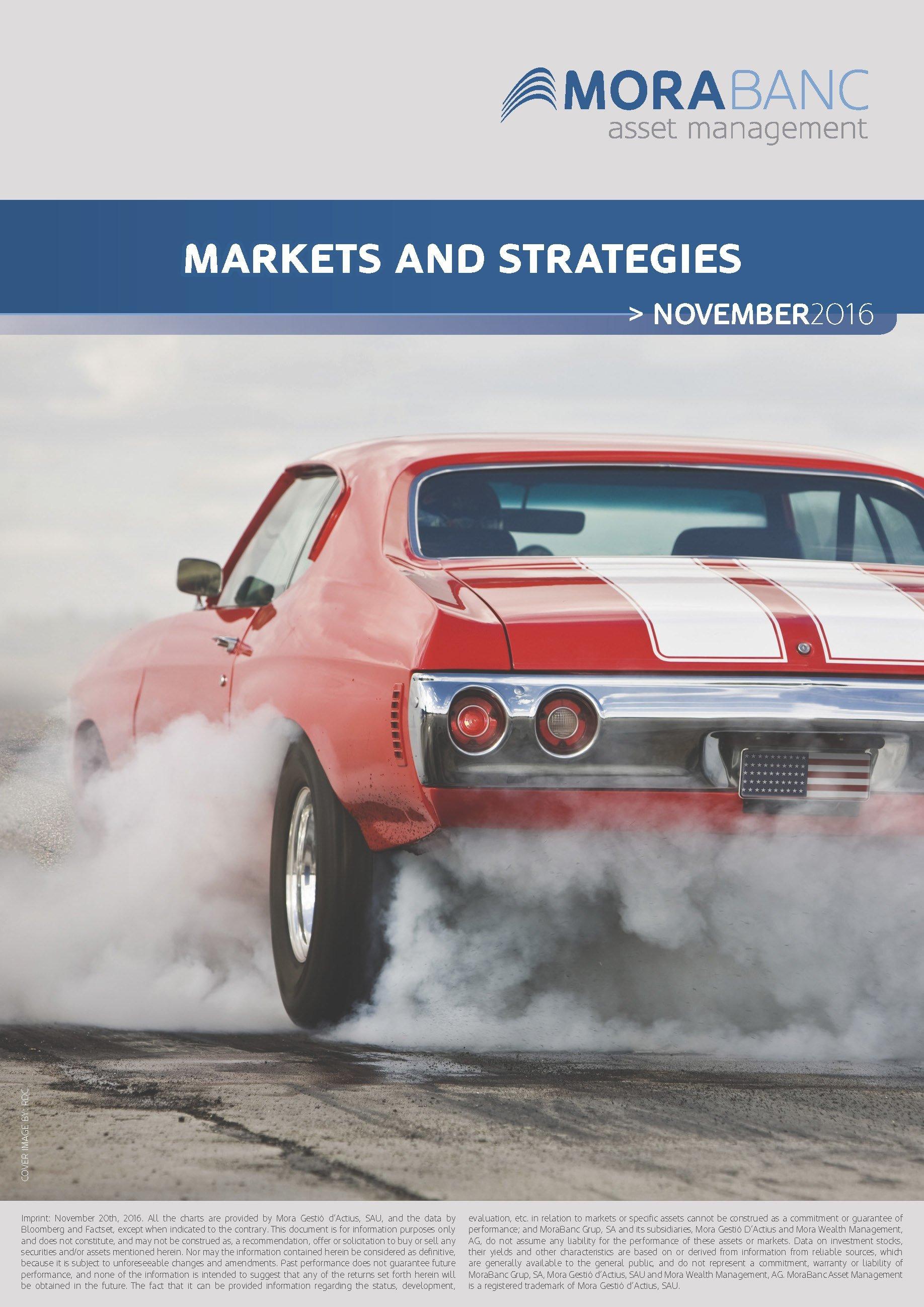 Markets and Strategies November 2016