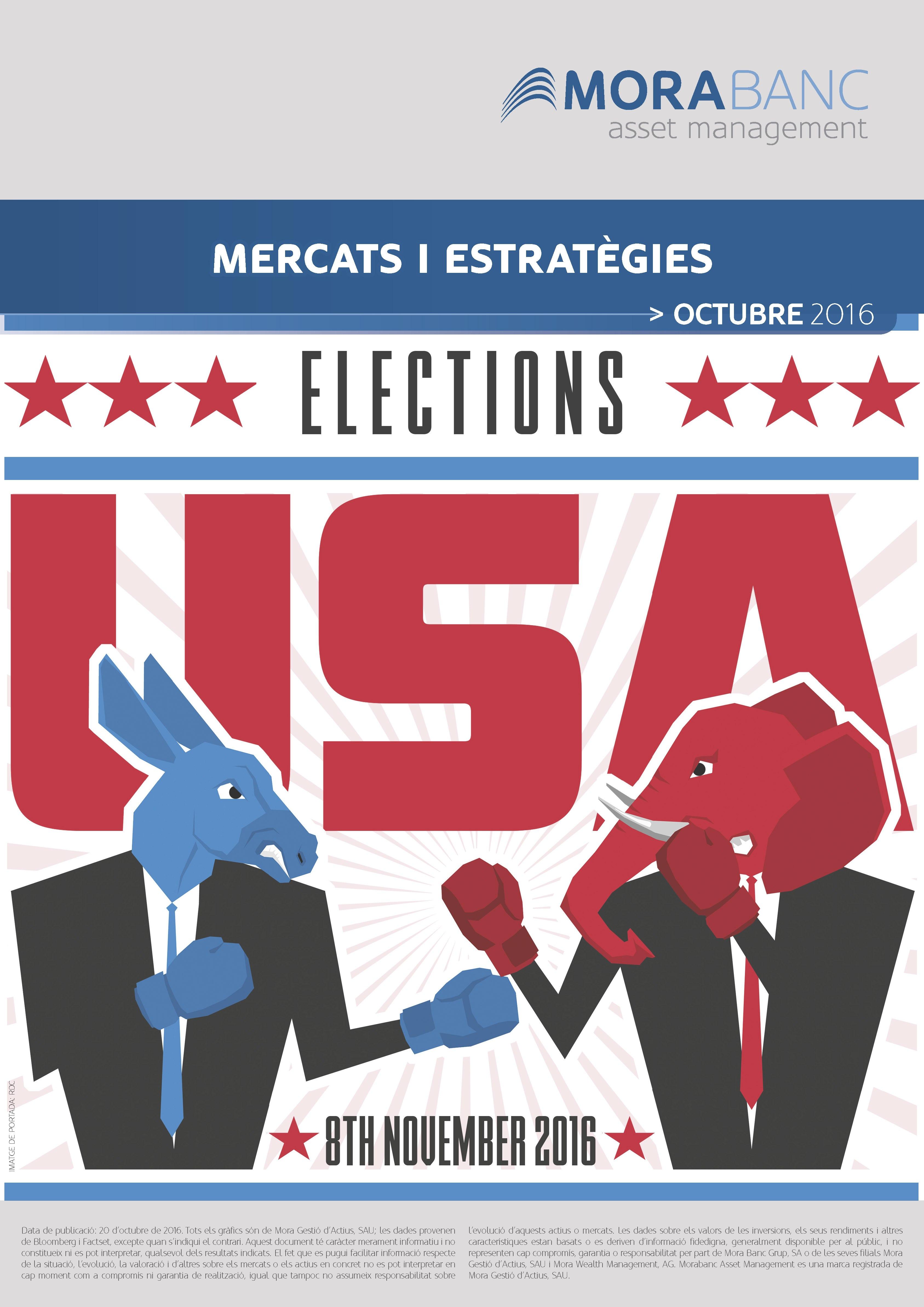 Mercats i Estratègies Octubre 2016