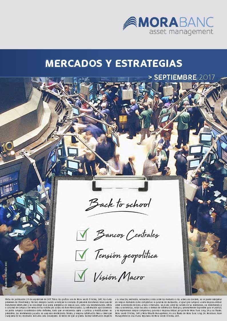 Mercados y Estrategias Septiembre 2017