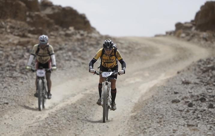 Interview avec Ramon Aranda, un andorran dans le désert