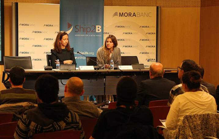 9 projectes seleccionats pel programa per emprenedors de MoraBanc i Ship2B