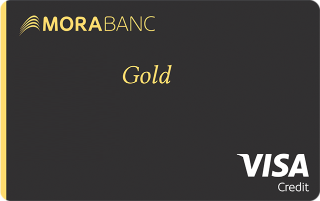 Visa MoraBanc Gold