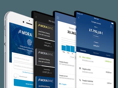 MoraBanc Nueva App