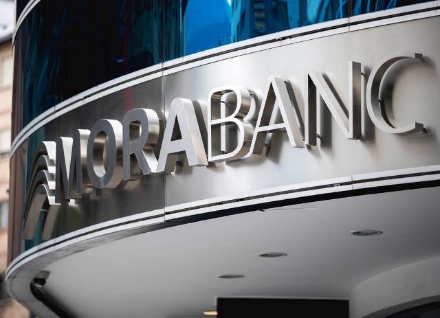 MoraBanc assoleix els resultats previstos en el seu pla estratègic i guanya 23 milions d'euros